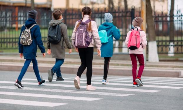 Sécurité aux abords de l'école de La Cerisaie à Olivet