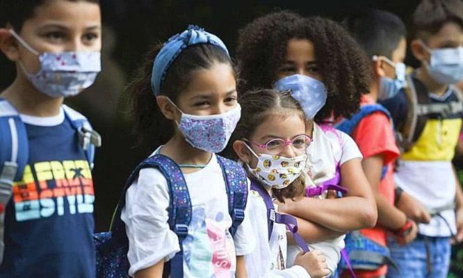 Levée du masque pour les enfants dans les écoles du Var (seuil inférieur à 50 depuis le 1er octobre)