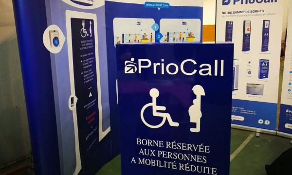 Mise en place obligatoire de la borne Priocall dans tous les supermarchés