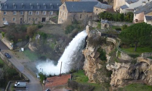 Pétition : Ranimons la cascade de Salles la source !