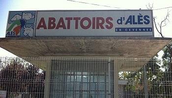 Un contrôle des abattoirs français