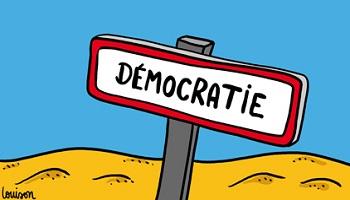 Pétition : Sauvons la démocratie !
