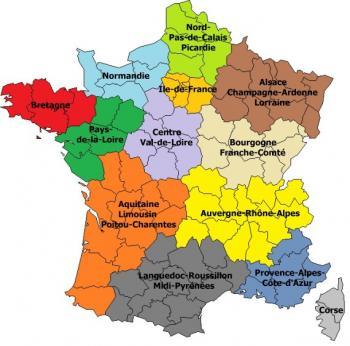 Pétition : Annulation de réforme territoriale pour sauver nos régions .