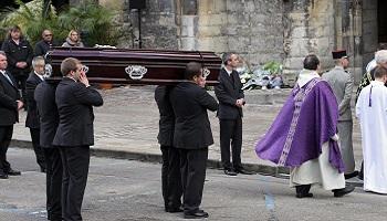 Pétition : Que l'Etat prenne en charge les obsèques de toutes les victimes