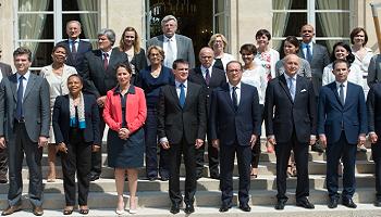 Pétition : La démission du gouvernement Hollande