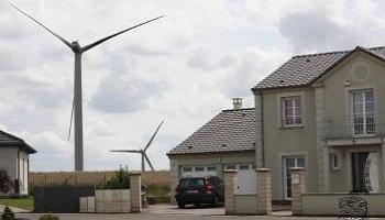 Pétition : Faire retirer le projet d'installation d'éoliennes sur Brebières