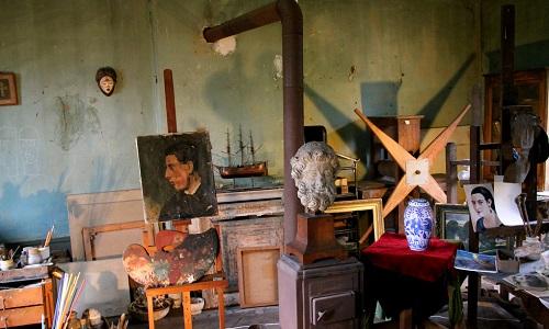 Sauvegarde de l'atelier André Derain de Chambourcy (78)