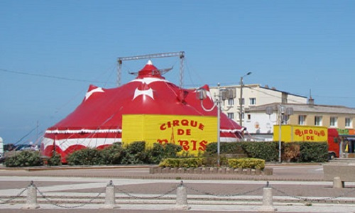 Pétition : Non à la venue du cirque de Paris, place de la Libération à Noyelles-sous-Lens
