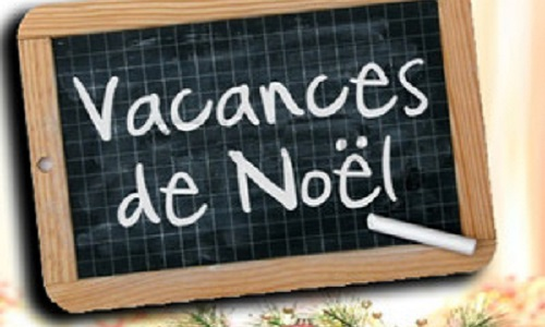 P tition modification des dates des vacances de no l - Dates vacances noel 2016 ...