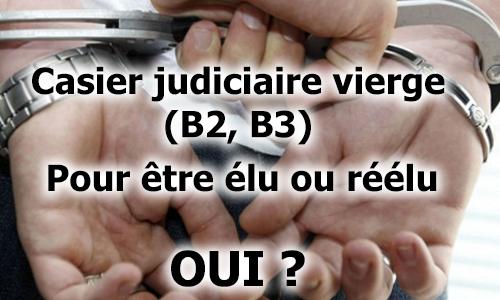 [Philippe Pascot] (Évidente) pétition pour l'interdiction aux détenteurs d'un casier judiciaire d'effectuer un mandat électoral