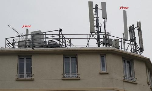 Pétition : Abandon du projet de construction d'une antenne téléphonique