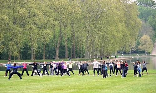 Demande de maintien de l'activité sportive Parc Courons dans les 9 parcs départementaux des Hauts de Seine