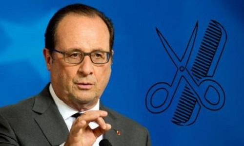 Pétition : François Hollande : Faites don des 600 000 euros dépensés pour Votre Coiffeur ! #FrançoisFaitesUnDon !