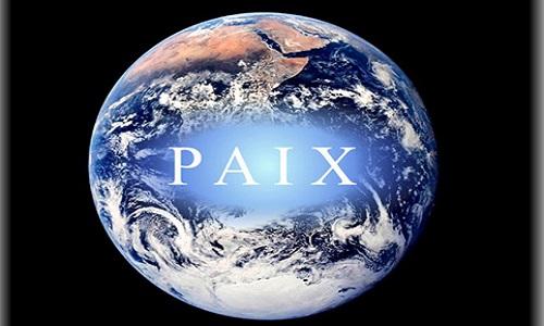 Pétition : La paix dans le monde
