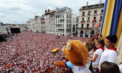 Pétition : Annulons les fêtes de Bayonne 2016 !