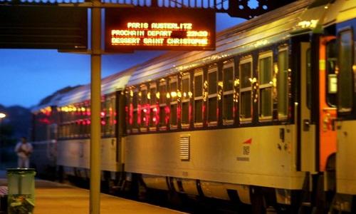 Pétition : Remise en fonction, au moins en périodes de vacances, des trains couchettes