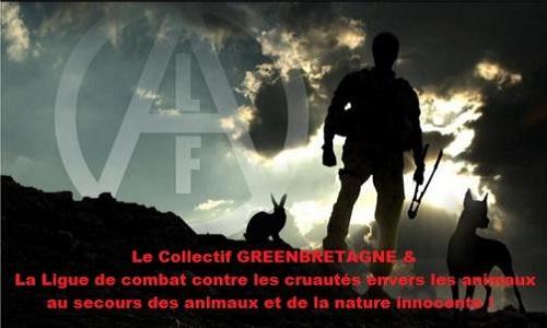 Stop à l'extension d'une usine intolérable à cochons à Landunvez, stop à la pollution de l'usine à poubelles vers Morlaix (Finistère), stop à la construction d'une usine à poubelles à Ploufragan (Côtes d'Armor) !