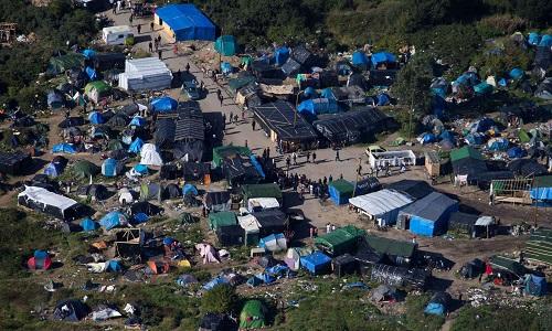 Pétition : Non à la venue des migrants de Calais à Saint Brévin Les Pins (Loire-Atlantique)