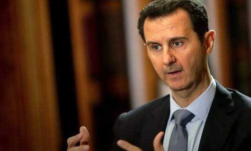 Pétition : Appel de soutien à Bashar El Assad, le Président syrien