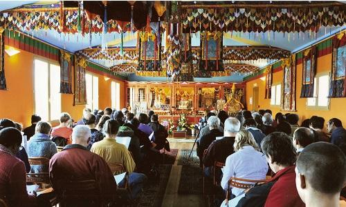 Pétition : Ouverture d'une association bouddhiste à St Meen Grand ou Gael ou Montauban en Bretagne ou Mauron