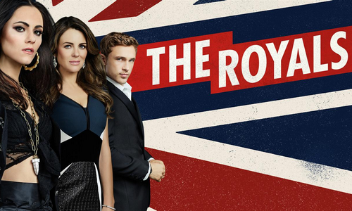 Pour une convention The Royals en France