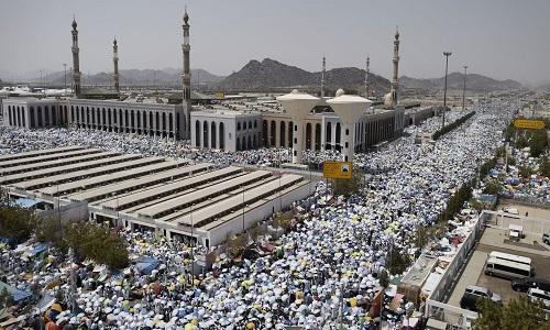 Pétition : Retrait de l'Arabie saoudite dans la gestion des lieux saints