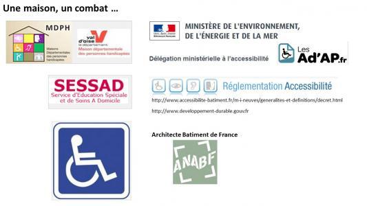 Pétition : Refus de l'Architecte Bâtiments de France à la construction d'une maison adaptée à l'handicap de mon enfant