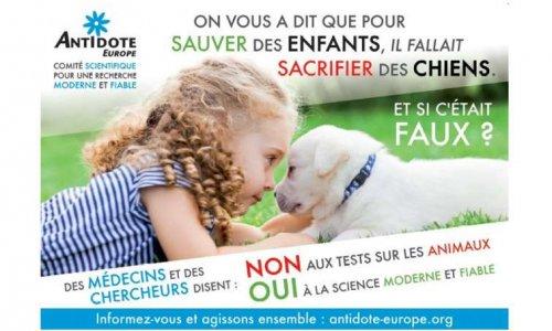 Pétition : Expérimentation animale : exigeons une commission d'enquête parlementaire !