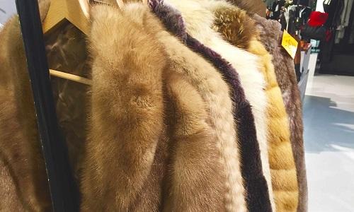 Arrêter le commerce de la fourrure aux Galeries Lafayette