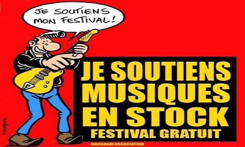 Pétition : Festival Musiques en Stock !