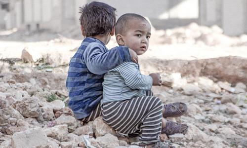 Pétition : Sauvons la Syrie