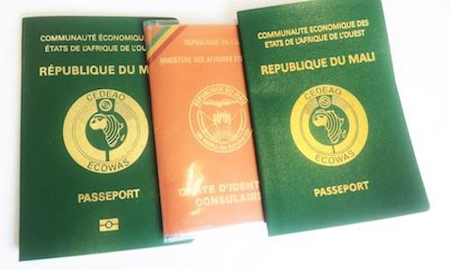 Comment Avoir Un Passeport Malien