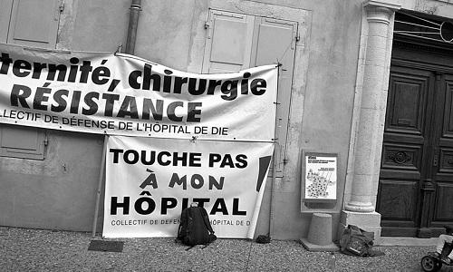 Pétition : Maternité de Die, urgence!