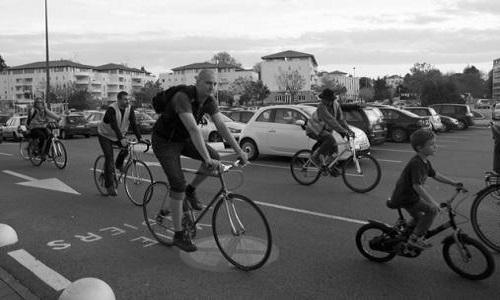 Pétition : Plus d'aménagements sécurisés pour le vélo sur l'agglomération !
