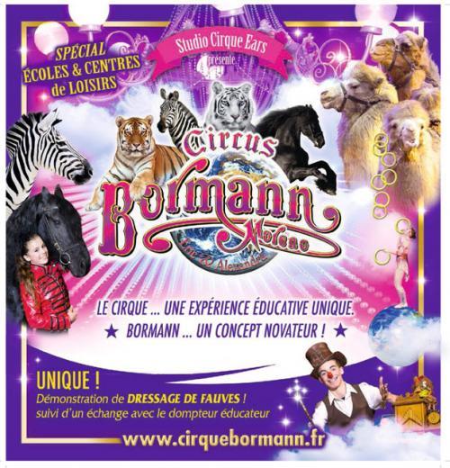 Non au cirque bormann-Moreno