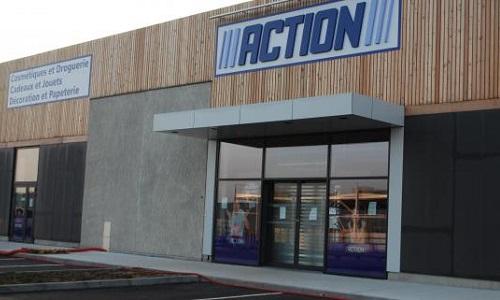 p tition pour l 39 ouverture d 39 un magasin action saint l onard. Black Bedroom Furniture Sets. Home Design Ideas