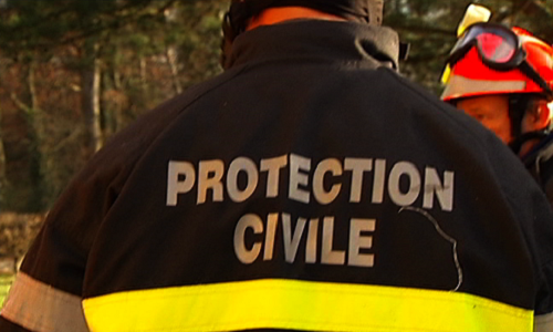 Non à la fermeture de la protection civile de Ghlin