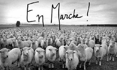 Pétition : Barrage au socialiste Emmanuel Macron