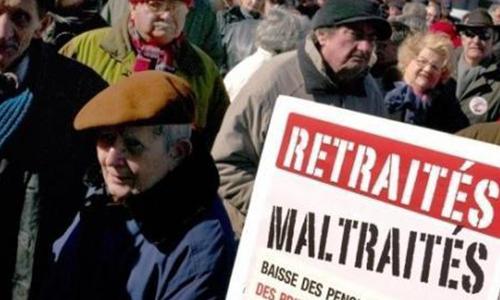 Pétition : Retraités, CSG : non à la stigmatisation, non à la régression... Revalorisez les pensions !