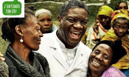 Pétition : Stop à l'impunité ! Soutenons le Docteur Denis Mukwege, l'homme qui répare les femmes !