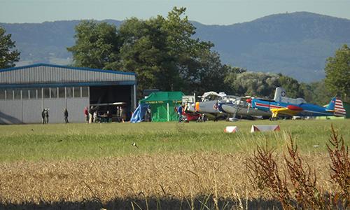 Pétition : STOP au bruit : pour une règlementation plus rigoureuse de l'aérodrome de COURLANS - COURLAOUX