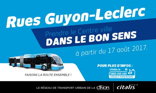 Pétition : Pour une amélioration des déplacements en Centre-Ville de Saint-Denis
