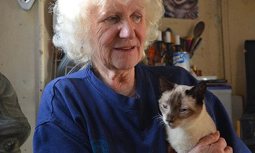 Pétition : Cause animale : soutien à Jeanine Poullain