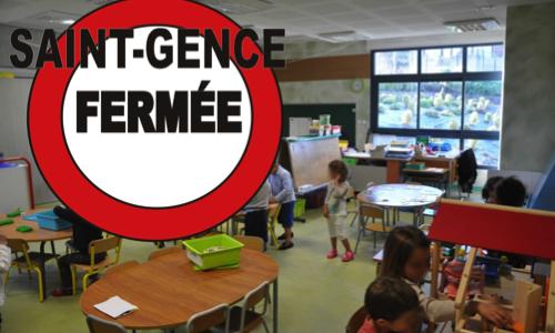 Pétition : 4 classes de maternelles à Saint Gence... INDISPENSABLE !!!