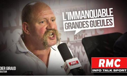 Pour l'interdiction d'antenne de Didier Giraud de RMC et pour l'ouverture d'une enquête