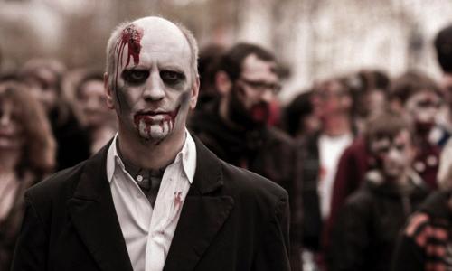 Pétition : Pour l'arrêt des Halloween et autres Zombie walk sur notre sol !