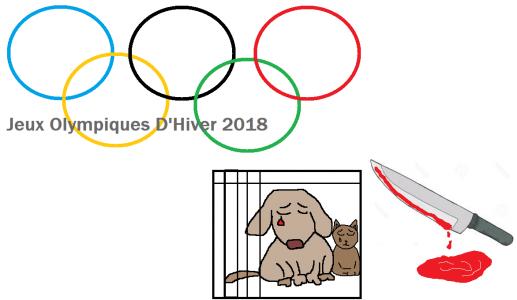Appel au Boycott des Jeux Olympiques d'Hiver PYEONGCHANG 2018 en Corée du Sud