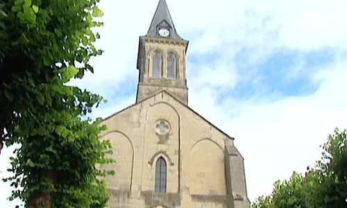 Pétition : Sauvons l'église d'Asnan