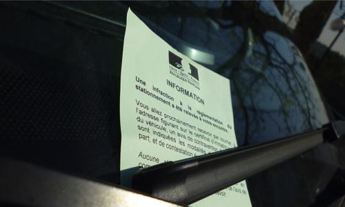 p tition lyon non aux amendes 60 euros pour le stationnement. Black Bedroom Furniture Sets. Home Design Ideas