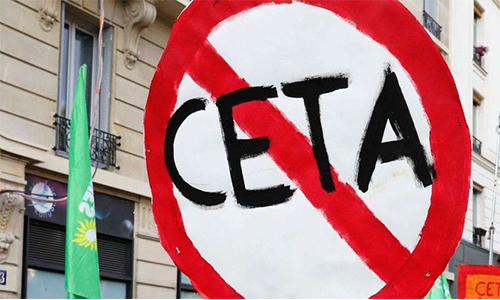 Pétition : Le traité CETA (Canada /UE ) : un danger pour les collectivités territoriales